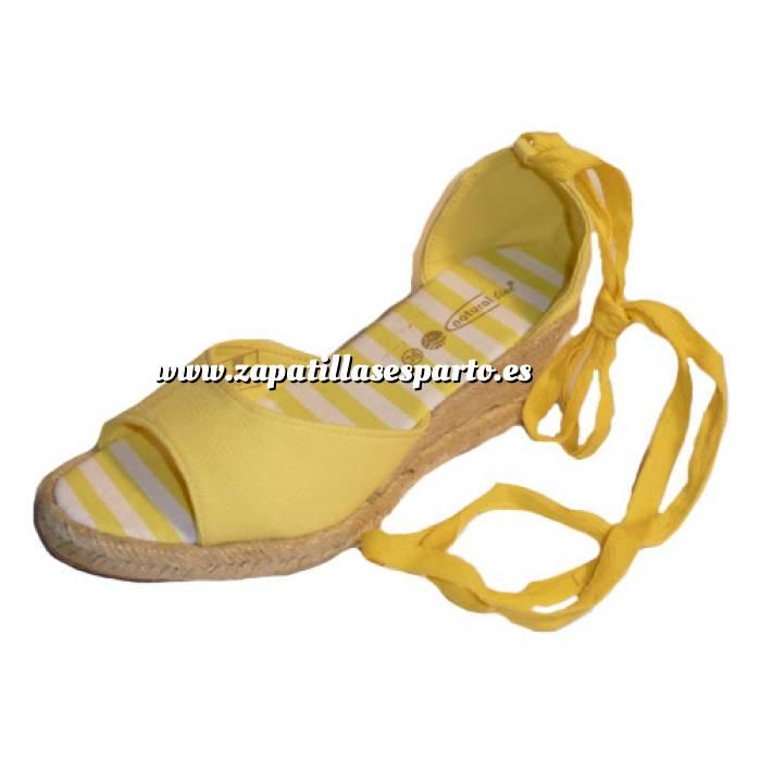 Imagen Amarillo Y104307-S Alp.Val. Mujer Abierta Amarillo Talla 41