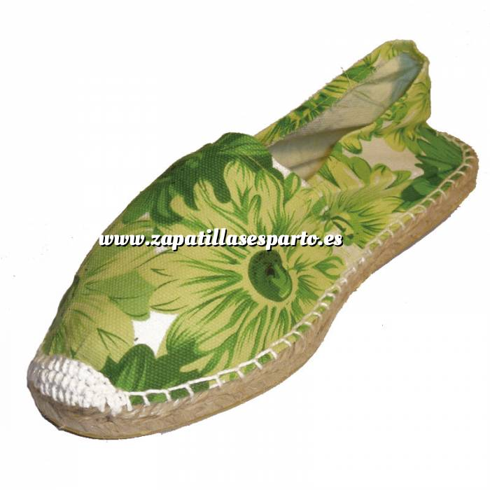 Imagen Girasol Verde ESTM - Estampada Mujer Girasol Verde Talla 40