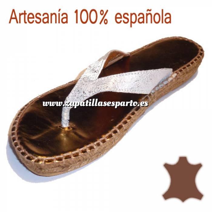 Imagen Lussuria 396 Sandalia Piel. Lussuria Talla 36