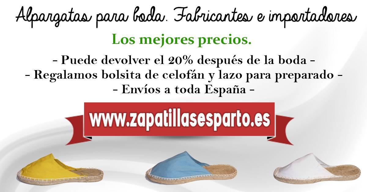 De De Esparto Con Con Tacon Zapatillas Zapatillas De Zapatillas Esparto Tacon Esparto oWrBedCx